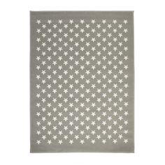 Kinderteppich mit Sternen in Grau, von Lorena Canals, in 3 Grössen #MomPreneursAdventsbasar