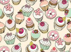 Caroline Gardner - cupcakes