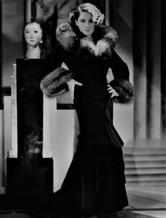 G for glamour: Norma Shearer