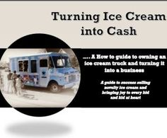 Check this book out that tells you all the ins and outs of starting your own ice cream business. Includes everything you need to know to be successful at it and keep running many seasons after your competition. Ice Cream Business, Keep Running, Need To Know, Competition, Success, Dreams, Seasons, Motivation, Books