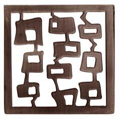 Setzen Sie mit dem modernen und vielseitigen Design von Copper Cosmo starke Akzente.