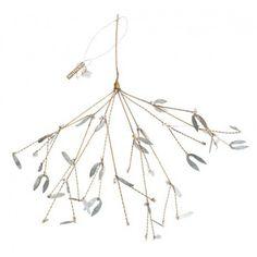 Suspension décorative Doré  Walther & Co