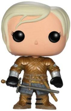 Figurine POP Game of Thrones Brienne of Tarth: Amazon.fr: Jeux et Jouets 16,70€ ♥♥