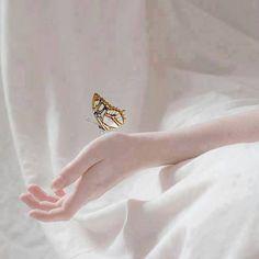O leve tocar de asas Que a pousar Roça em mim Trás consigo  A certeza Do leve aroma..Jasmim!