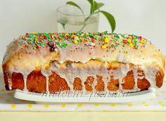 Вкусный кулич на сливках - рецепт с фото - Пироги, торты, выпечка - Кулинария - Мелочи жизни