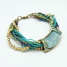 Fashion Seedbeads Jewelry Bracelets