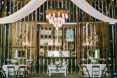 The perfect vintage-inspired barn wedding