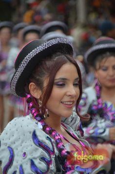 Carnaval Oruro, Bolivia