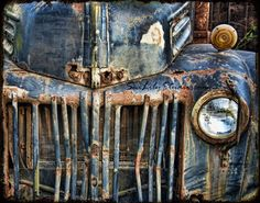 Rusty Old American Dream : truck photography relic abandoned truck photo vintage ford rust blue teal home decor 8x10 11x14 16x20 20x24 24x30 by SeaLilyStudio on Etsy https://www.etsy.com/listing/66070535/rusty-old-american-dream-truck