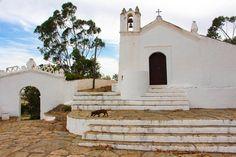 Chapel of Nossa Senhora de Aracelis, Castro Verde / Mértola #Alentejo #Portugal All images are under copyright © Christian Oliva-Vélez