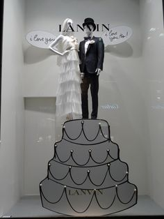 LANVIN We sell all kinds of mannequins @ www.mannequinmadness.com