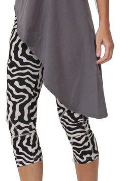 a981b29485c30 PRE-Order Seychelles Organic Yoga Capris Pants in moisture-wicking Zeugma®  cotton