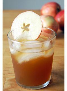 Ginger Apple Bourbon