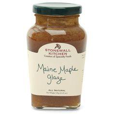 Maine Maple Glaze
