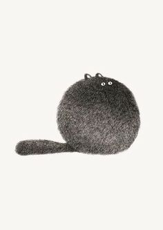 Cat Print – The Furry Thing Series – Kitty No.3 A3