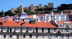 Castelo de São Jorge - Lisboa - O Leme - Imagens de Lisboa