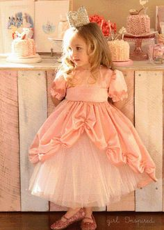 DIY Lace Princess Crowns