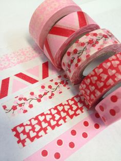 Valentine's Day washi...