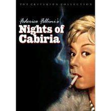 Nights of Cabiria -Federico Fellini