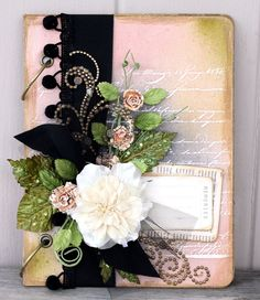 Auntie Ems Scrapbooking & Beading: PRIMA MARKETING WITH CARI FENNELL!!!