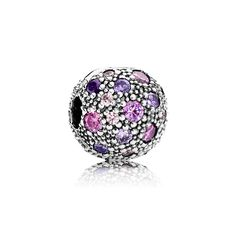 PANDORA | Cosmic Stars, Fancy Purple & Multi-Colored CZ / I have