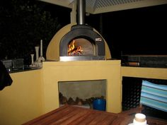 Gorgeous #Alfresco Wood-fired #Pizza #Ovens http://sydneyheaters.com.au/pizza-ovens