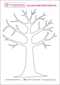 free tree template: