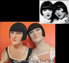 Frau Wulf's Boudoir Doll Blog: November 2011