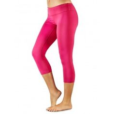 <p>The Bhakti Compression Capris are ergonomically designed to help relieve discomfort from muscle stiffness and soreness, aid in muscle performance and recovery and stimulate oxygen delivery to the muscles throughout the hips and legs. The soft polished copper fabric features UPF 50  sun protection and Cool Copper™ moisture management to keep your skin cool and dry in any activity.</p>
