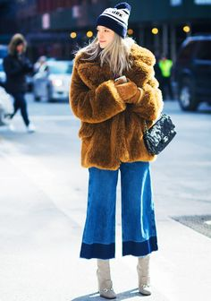 This Cool-Girl Outfit Formula Always Wins via @WhoWhatWear