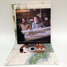Maryland-based photographer Dave Cooper A 16-page booklet is the meat of this promo. It tells the story of the boat builders through environmental portraits, and detail shots of their shops, materials and some of the boats. Cooper also included a 90-second multimedia piece on DVD. The book and disk are gathered into a cover, which is printed on nice card stock with a nautical map of the bay. A flap at the bottom of the cover creates a pocket to hold the booklet, and a foam tab secures the…