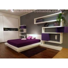 Mobila dormitor Orlando