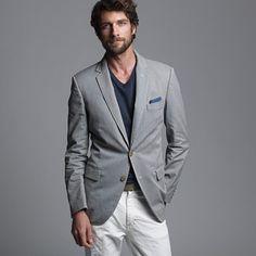 ludlow sportcoat Blazer Azul Claro
