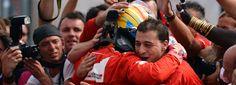 """Fernando Alonso: """"Esta segunda plaza es como una victoria"""""""