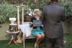 sTORIbook Weddings -  Tori and Dean's Shabby Chic Wedding - Behind the Scenes!!