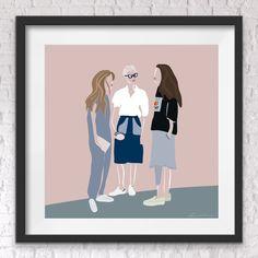 Custom illustration, artwork, graphic design, and gifts Fashion Prints, Family Guy, Graphic Design, Guys, Illustration, Artwork, Fictional Characters, Work Of Art, Auguste Rodin Artwork
