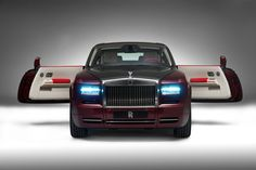Rolls-Royce Phantom Coupe 'Ruby Limited Edition'