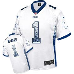 14 Pat McAfee Jersey: Authentic Colts Women's Youth Kids Mens Nike ...