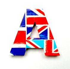 Union Jack 'A'