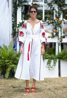 18 Chic Street Style Snaps From The Veuve Cliquot Polo Classic Fashion News, Boho Fashion, Fashion Dresses, Womens Fashion, Fashion Design, Style Fashion, Veuve Cliquot, Polo Classic, Moda Boho