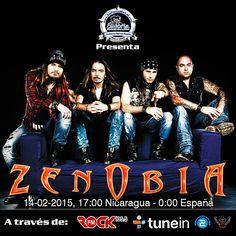 Sábado 14 de Febrero en #EuforiaMetal Radio