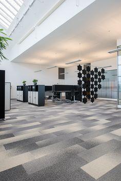 Location: Radius, Randers, Denmark.  #Carpets by #egecarpets. #figura concept (planks)