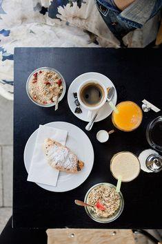 Restaurants in Munich |breakfast at Caffé Conte