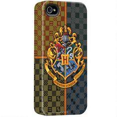 Harry Potter Hogwarts Crest iPhone Case