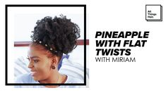 When life gives you pineapples, make a cool pineapple flat twist hairstyle. Pineapple styles are perfect for any occasion. Flat Twist Hairstyles, Flat Twist Updo, Twist Braids, Dreadlock Hairstyles, Weave Hairstyles, Cool Hairstyles, Black Hairstyles, Wedding Hairstyles, Natural Hair Twists