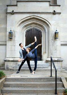 Ballet Magnificat... The amazing Elisa