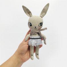 Baby Betty Bunny doll