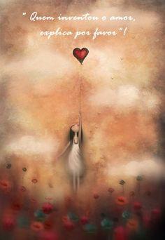 """... """"Meu coração é totalmente desarmado.Se eu amo, amo mesmo.Se eu confio, confio mesmo. Mas, o tempo, o aprendizado que vem com as circunstâncias, têm me ensinado que inocência é coisa pra andar bem juntinho da sabedoria. Meu coração é desarmado, mas grande parte dos outros não é."""""""