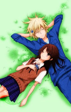 Teru and Kurosaki. Dengeki Daisy needs to become an anime ASAP. Anime One, Manga Anime, Dengeki Daisy Manga, Shikamaru And Temari, Doctor Who Fan Art, Ouran Host Club, Manga Couple, Kaichou Wa Maid Sama, Pokemon Cosplay