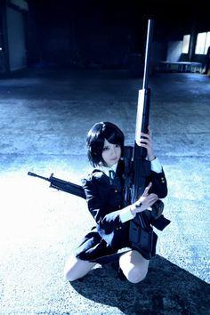 画像 : ガール・ウィズ・ア・ガン!武器を握った美女写真集! - NAVER まとめ